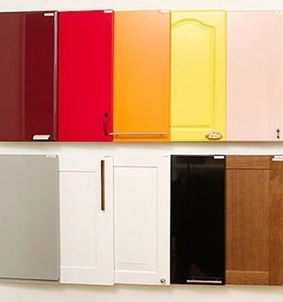 answer you come to us and we will professionally spray paint your kitchen cabinet doors drawer fronts plinth cornice light pelmet - Kitchen Spraying